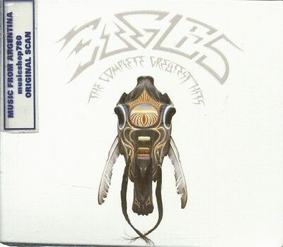 Eagles The Complete Greatest Hits Sealed 2 Cd Set New