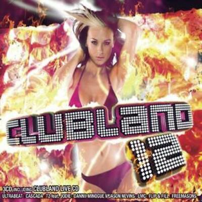 Various Artists : Clubland 12 CD (2007)