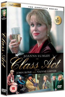 Class Act: The Complete Series DVD (2010) Joanna Lumley ***NEW***