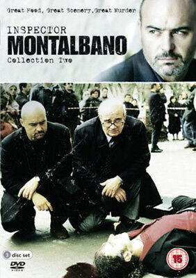 Inspector Montalbano: Collection Two DVD (2012) Luca Zingaretti ***NEW***
