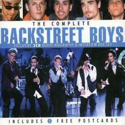 The Complete Backstreet Boys CD (2001) ***NEW***