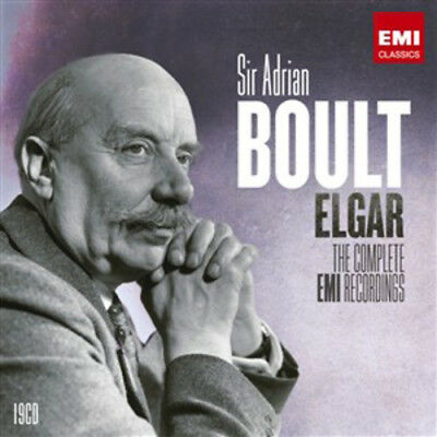 Edward Elgar : Elgar: The Complete EMI Recordings CD (2013) ***NEW***