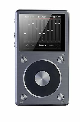 FiiO X5ii 2nd Generation Audio Player and DAC - Titanium