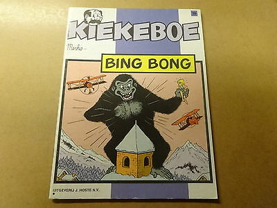 STRIP / KIEKEBOE 18: BING BONG | Herdruk 1984