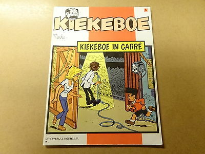 STRIP / KIEKEBOE 6: KIEKEBOE IN CARRÉ | 2de druk