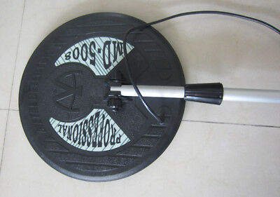 MD-5008 Ground Searching Underground Metal Detector Gold Digger Finder Two Coils