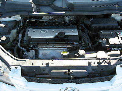 Hyundai Getz Engine 4CYL 1.5L 02