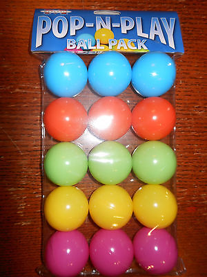 Marshall Ferret Pop N Play Ball Pit - extra Ball Pack