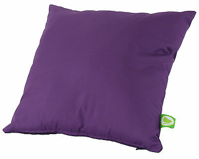 Waterproof Outdoor Garden Furniture Seat Bench Cushion Filled with Pad - Purple