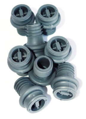 Vacuum Pump VacuVin Wine Bottle Saver Seals Plugs Extra Rubber Stoppers Set 8