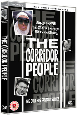 The Corridor People: The Complete Series DVD (2012) John Sharp cert 12
