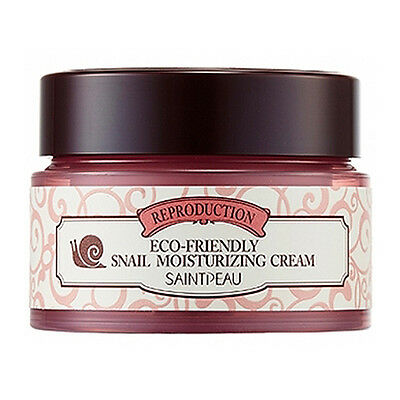 [SAINT PEAU] Eco-Friendly Snail Moisturizing Cream 50g / Korea cosmetic