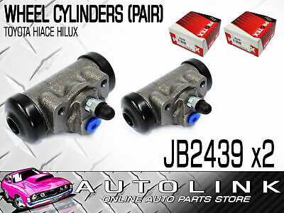 PROTEX REAR WHEEL CYLINDERS SUIT TOYOTA CROWN MS65 MS83 MS85  2.6lt 1971-1979 x2