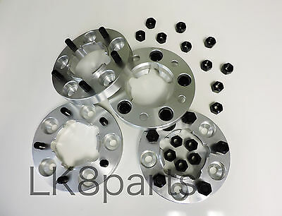 Land Rover Discovery 1 1994-1999 Defender Wheel Spacers Tf301 Terrafirma Tf New
