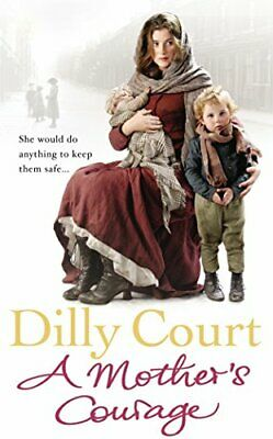 A Mother's Courage by Court, Dilly Paperback Book The Cheap Fast Free Post