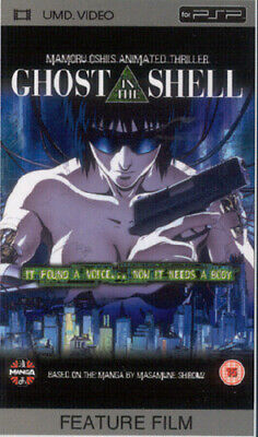 Ghost in the Shell [UMD Mini for PSP] DVD