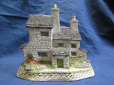 David Winter Cottages Stonecutter's Cottage February British Traditions