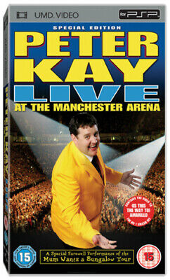 Peter Kay: Special Edition  [UMD Mini fo DVD