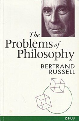 The Problems of Philosophy (Opus Books), Russell, Bertrand Paperback Book The