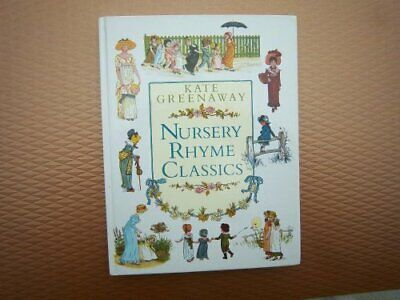 Nursery Rhyme Classics Hardback Book The Cheap Fast Free Post