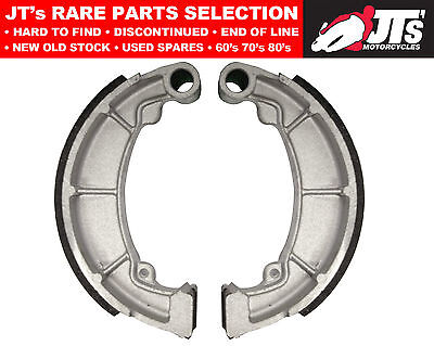 KAWASAKI KH250 / KH400 Triples REAR BRAKE SHOES