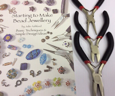 Jewellery Making Tools and Book