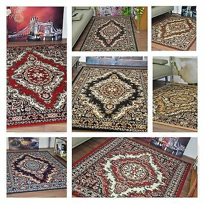 New Extra Large Modern Traditional Medallion Area Rugs Carpet Mats Cheap Rug