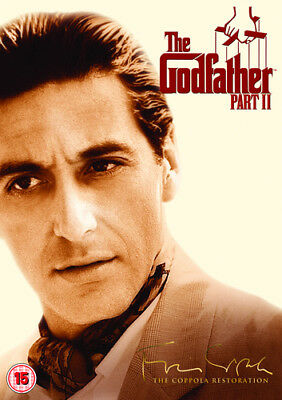 The Godfather: Part II DVD (2013) Al Pacino ***NEW***