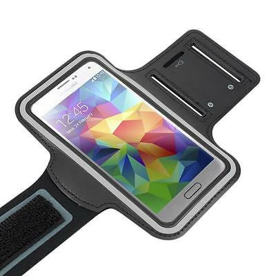 Running Jogging Gym Exercise Sports Armband Case for Samsung Galaxy S5/S4/Alpha