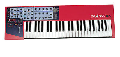 Nord Lead 2X - BRAND NEW! 230Volts EU SELLER