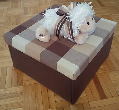 Custom Made Baby Memory Boxes