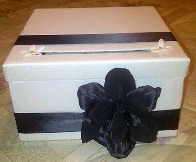 Custom Made Wedding Card Boxes