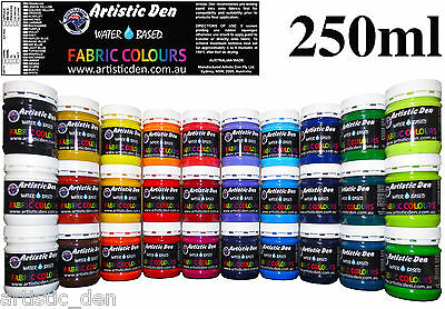 Fabric Paint Fabric Screen Ink Print Ink Permaset Compatible  250ml/g