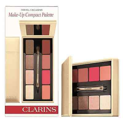 Clarins Travel Exclusive Make-up Compact Palette **** Boxed/ Sealed
