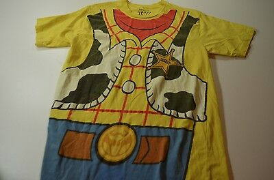 Boy's Disney Pixar Toy Story Sheriff Tee T Shirt YOUTH Large L