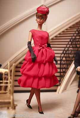 LITTLE RED DRESS Robert Best 2015 GOLD LABEL BFMC AA SILKSTONE Barbie_CGT26_NRFB