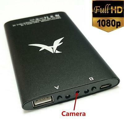 FULL HD 1080p NIGHT VISION SPY CAMERA DVR VIDEO RECORDER with MOTION DETECTION