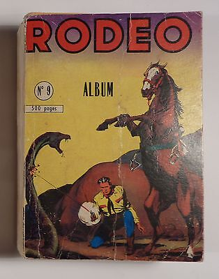 Rodeo reliure 9  1959 BE