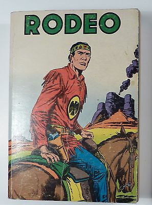 Rodeo reliure 40 avec Tex Willer 1970 TBE