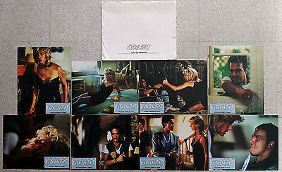 1986 EXTREMITIES Farah Fawcett James Russo French Lobby Cards