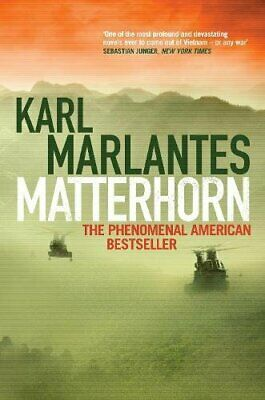 Matterhorn by Marlantes, Karl Hardback Book The Cheap Fast Free Post