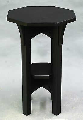 Arts & Crafts, Gothic, Mission, Lamp, Display, Plant Stand