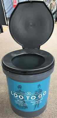 OL PRO OLPRO loo to go portable festival boating camping toilet ***NEW*** OL102