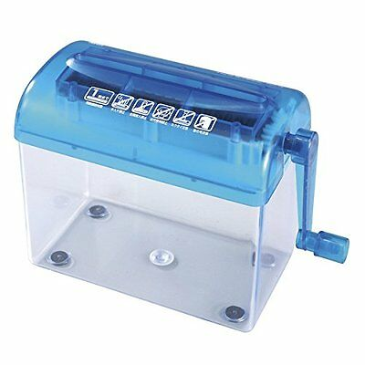 SANWA SUPPLY hand shredder PSD-12 capacity 1.5L Japan