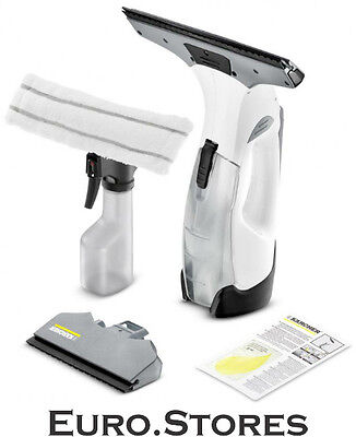 Karcher WV 5 Premium Cordless Window Cleaner With Removable Battery Genuine New
