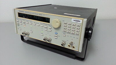 Wavetek Model 90 Synthesized Function Generator: 20 MHz + Option 001