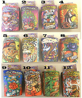 Ed Hardy Can Koozie Cover Christian Audigier Collection Limited Edition (PICK 1)
