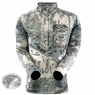 sitka gear core Mid Wt Zip T Optifade Open Country 2018 10036-OB