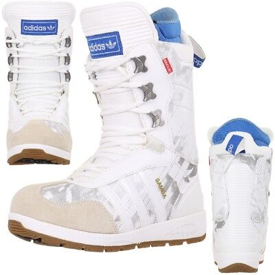 ADIDAS The Samba originals Snowboard Boots Running White RECCO SKI