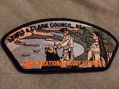 Mint 2013 JSP Lewis & Clark Council Black Border